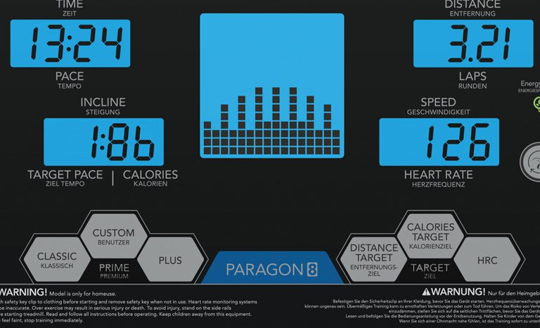PARAGON 8Eの特徴1